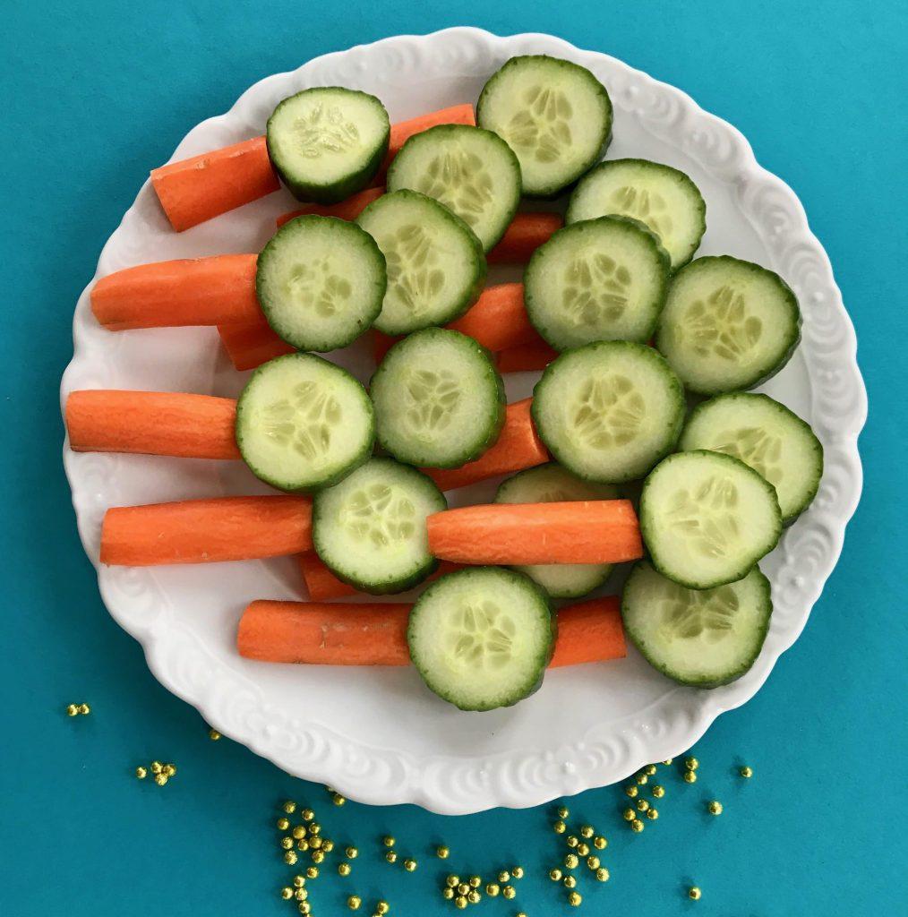 forschergeburtstag gesunder snack