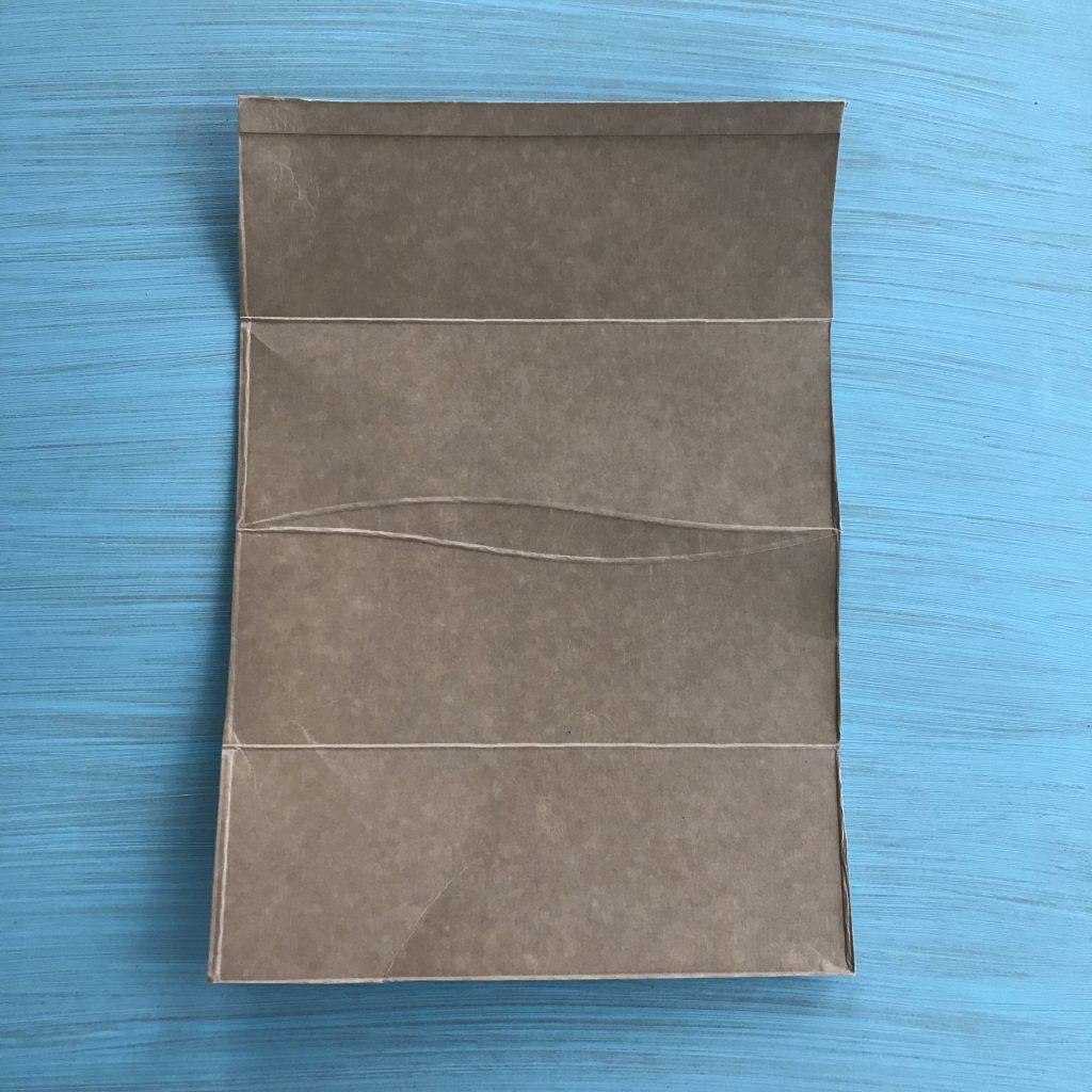 DIY Handtasche, Tetrapak