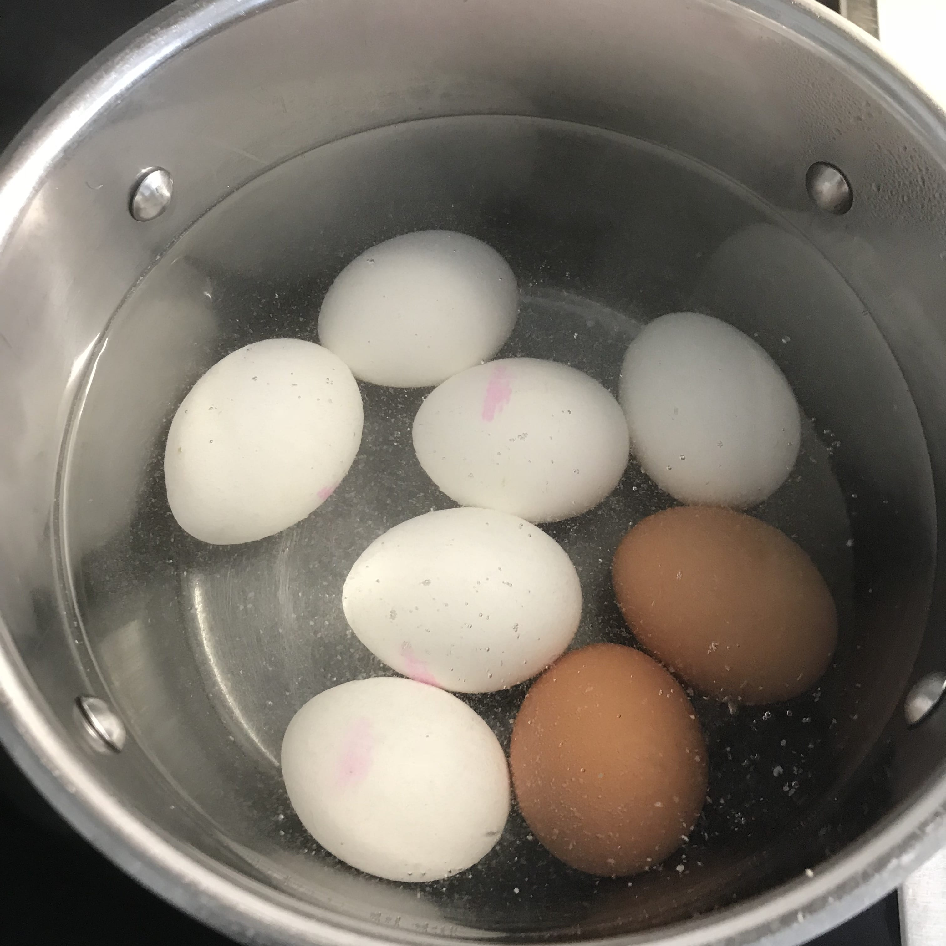 Ostereier richtig kochen
