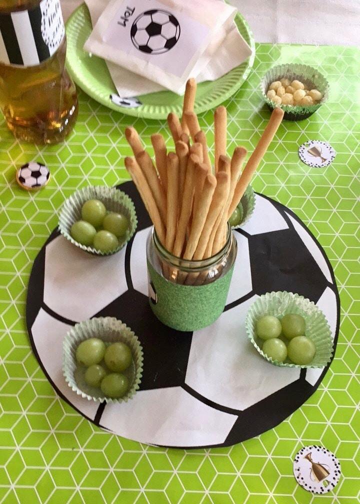fußball -kindergeburtstag-ideen-essen-spiele-selbermachen