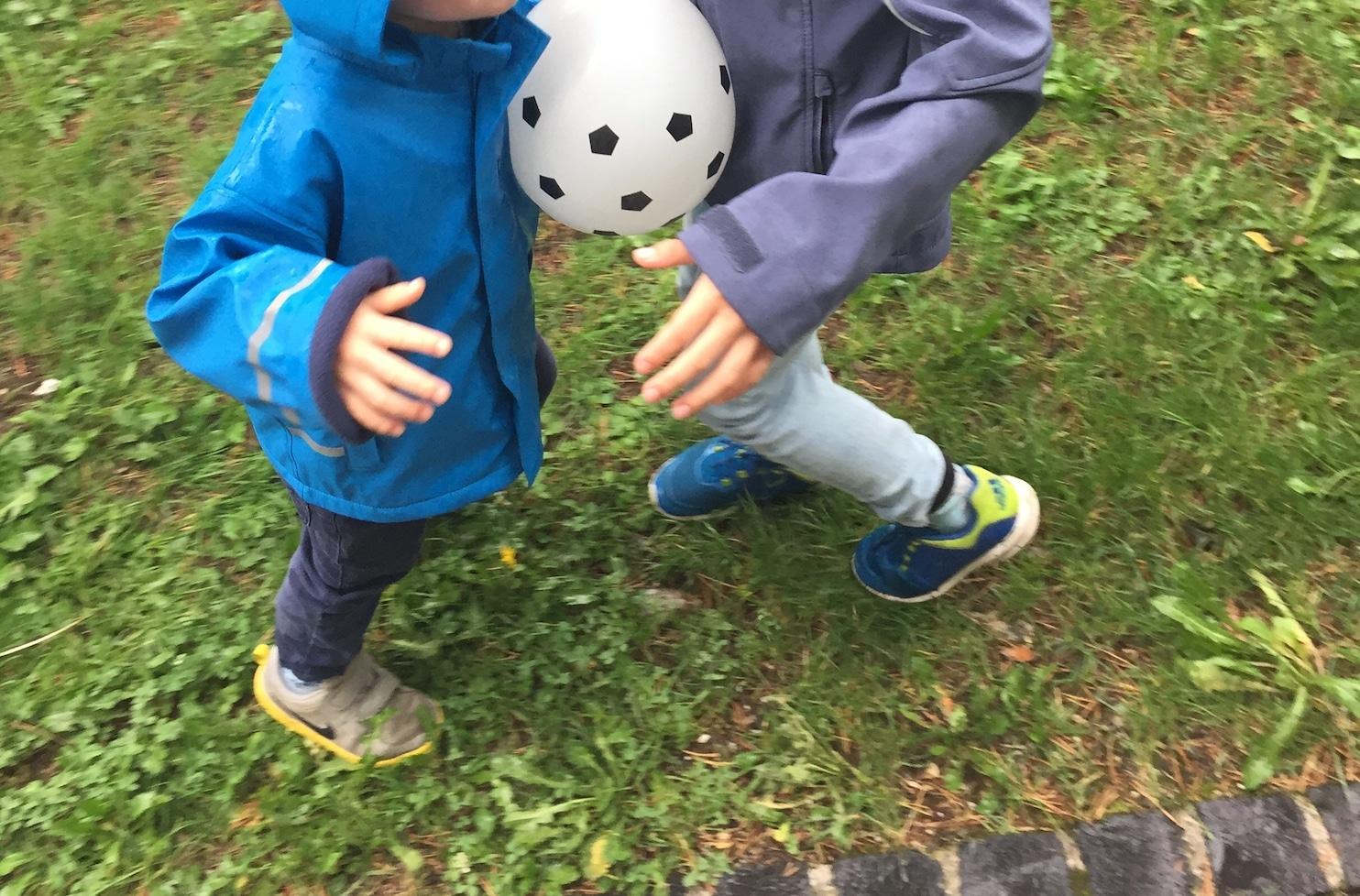 Spielideen für Fußball Kindergeburtstag