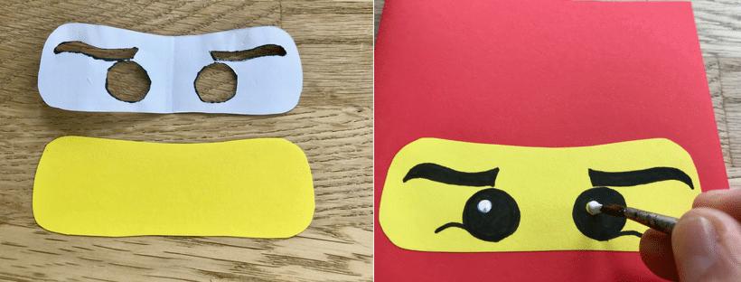 30 ninjago maske vorlage - besten bilder von ausmalbilder