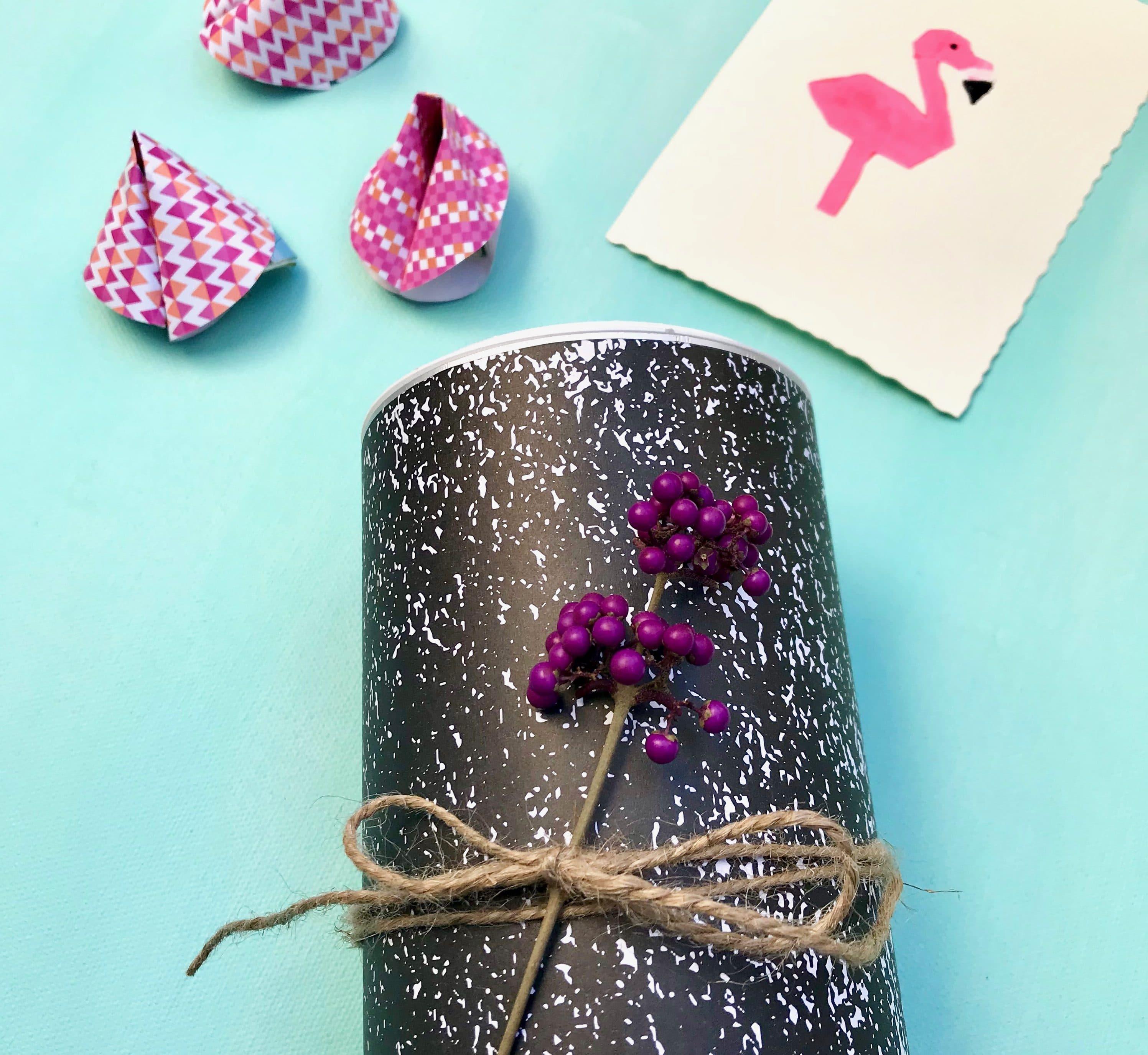Glueckskekse selber machen, Geschenkidee für die beste Freundin, Hochzeit Geschenkidee, Upcycling, Männergeschenk