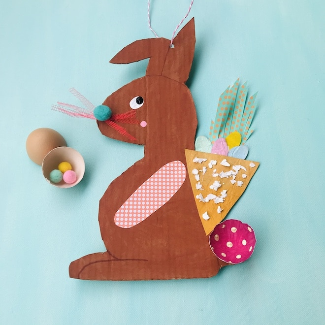 osterhase-bastelidee-kinder-upcycling-recycling-ostern-idee
