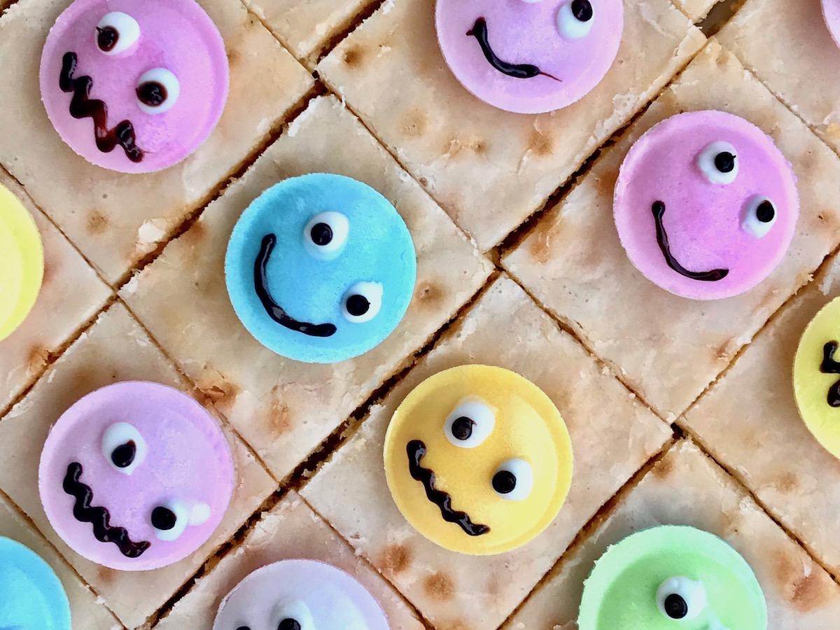 Einfacher Kuchen für Kindergeburtstag saftiger Zitronenkuchen vom ...
