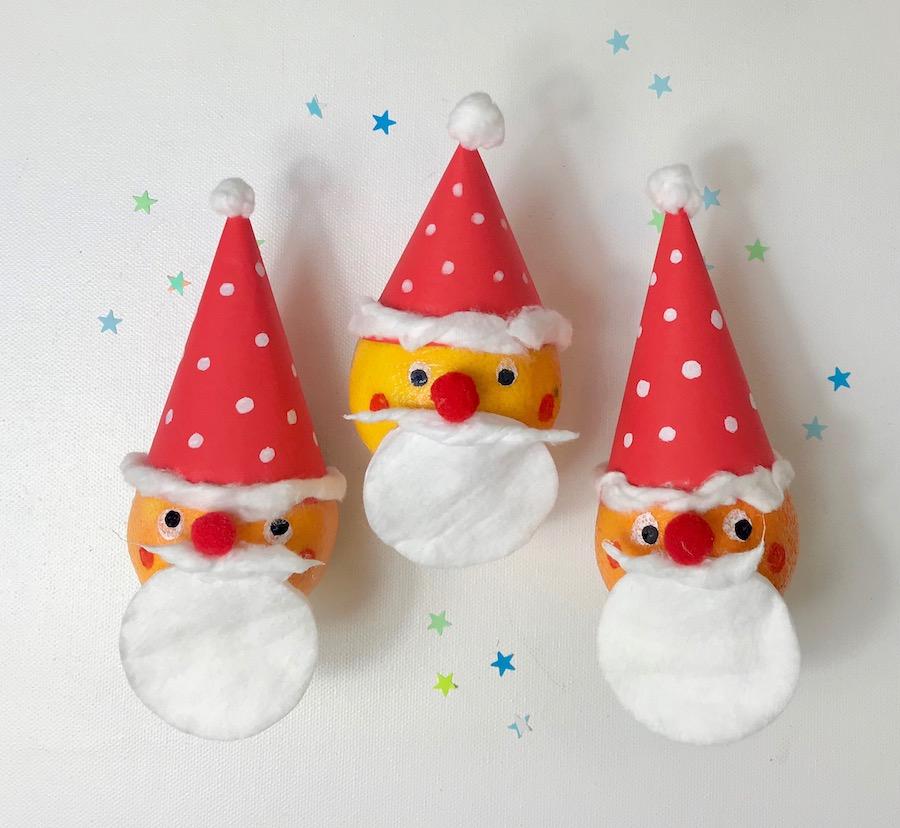 nikolaus basteln, weihnachtsbasteln mit kindern, nikolausteller