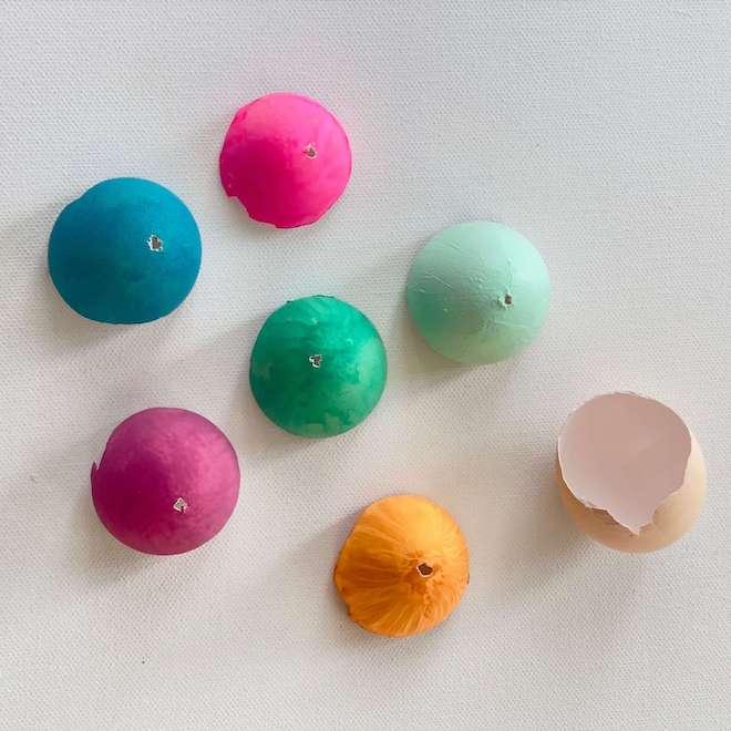 ostern-basteln-kinder-kueken-basteln-eierschalen-naturmaterialien