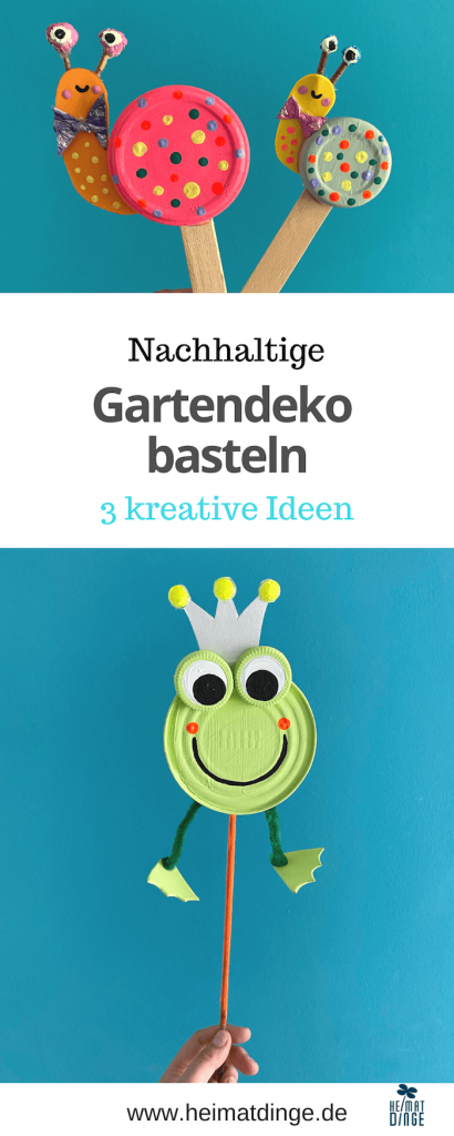 gartendeko-basteln-kinder-kreative-ideen-upcycling-diy