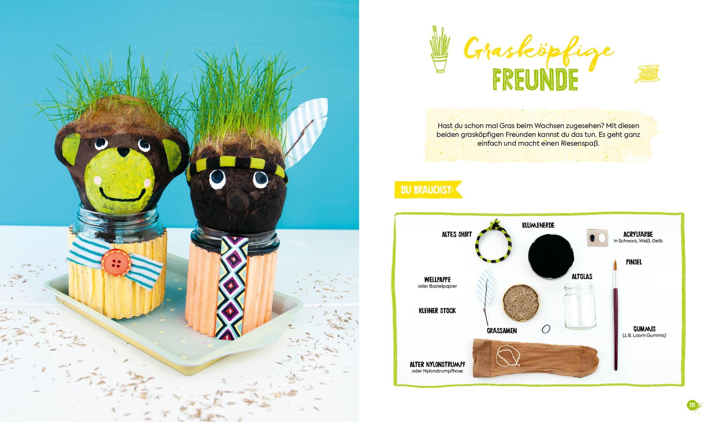 Einfach nachhaltig basteln – umweltfreundliche Kreativprojekte für die ganze Familie