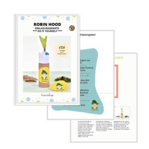 robin-hood-kindergeburtstag-einladung-vorlage-zum-ausdrucken