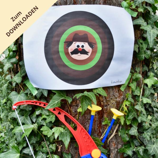 robin-hood-kindergeburtstag-schnitzeljagd-pdf-vorlagen-zum-basteln
